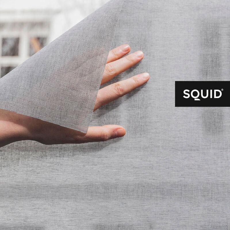 Tissu squid adhésif
